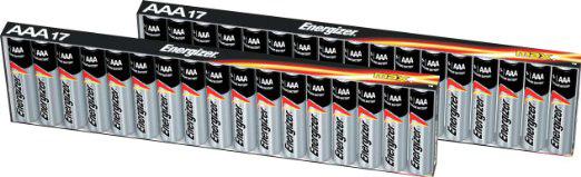 #5. MAX AAA Energizer Batteries