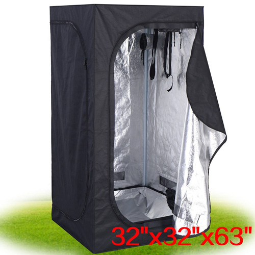 #4. Giantex Indoor Grow Tent