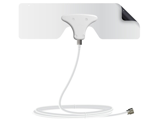 #5. Mohu Leaf Metro TV Antenna