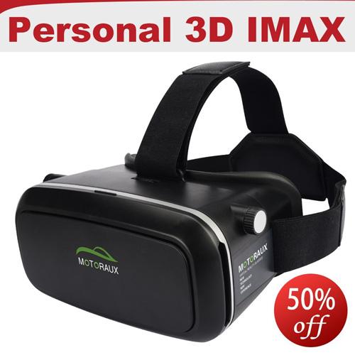 #4. Motoraux 3D VR