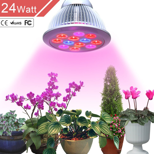 #1. Highest Efficient Hydroponic LED Plant Grow Lights