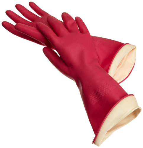 #3. Casabella Premium Water Stop Gloves