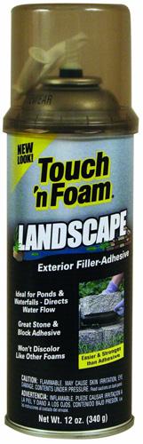 #2. Touch 'n Foam 4001141212 Landscape Exterior Filler