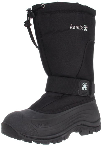#5. Kamik Men's Greenbay 4 Cold-Weather Boot