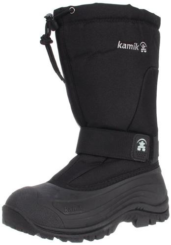 #5. Kamik Men's Greenbay 4 Cold-Weather Boot