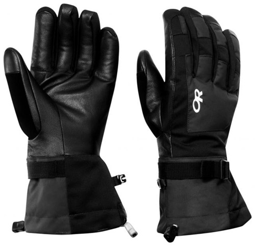 #5. Outdoor Research Men's Revolution Gloves