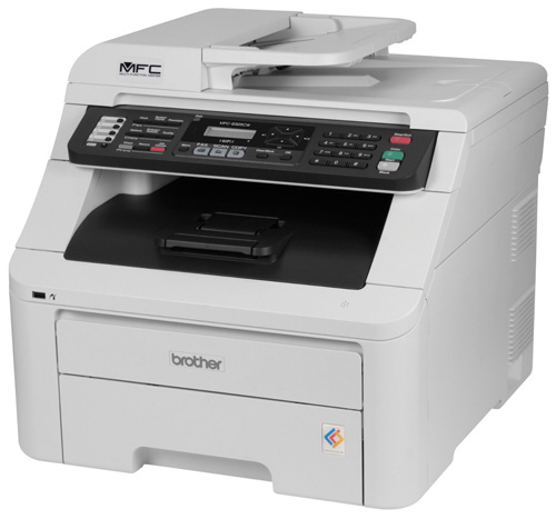 #4. Brother MFC9325CW Wireless Color Printer