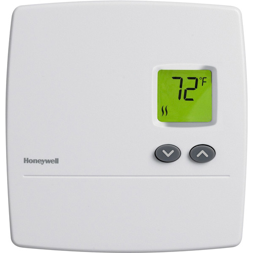 #5. Honeywell RLV3100A1017/E Non-Programmable Thermostat For Electric Baseboard Heaters