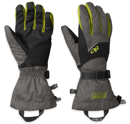 #4. Outdoor Research Men's Adrenaline Gloves