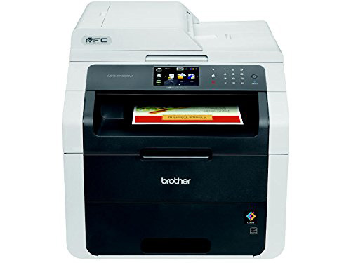#5. Brother MFC9130CW Wireless All-In-One Printer