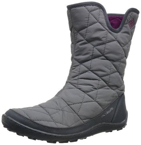 #2. Columbia Women's Minx Slip II Omni-Heat Winter Boot