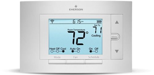 #1. Sensi WiFi Programmable Thermostat 1F86U-42WF For Smart Home, Works With Alexa