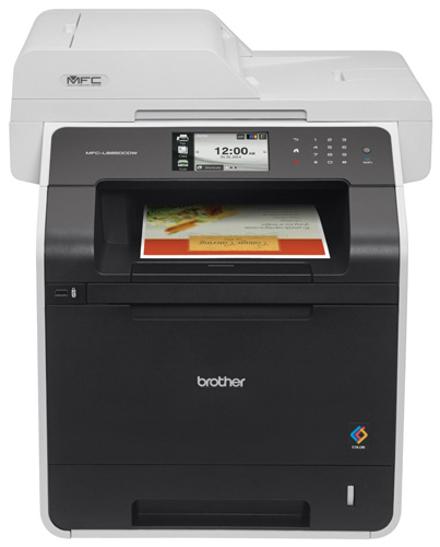 #3. Brother Printer MFC-L8850CDW Wireless Color Laser Printer