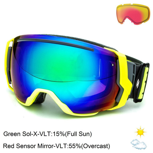#4. Unisex Snow Goggle
