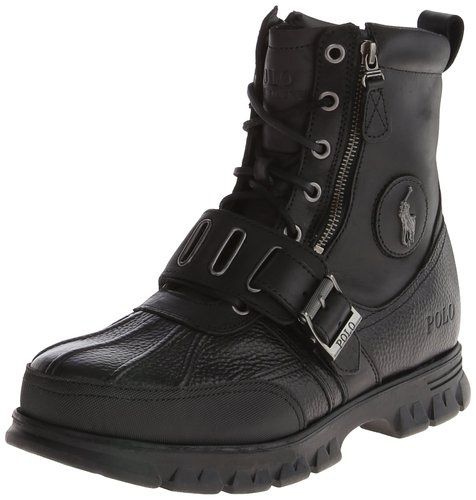 #4. Polo Ralph Lauren Men's Andres III Boot