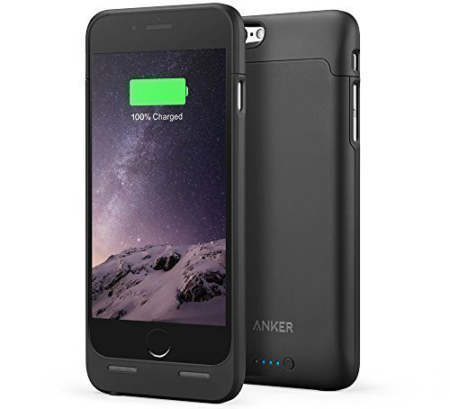 #2. Anker Ultra Slim Extended Battery Case