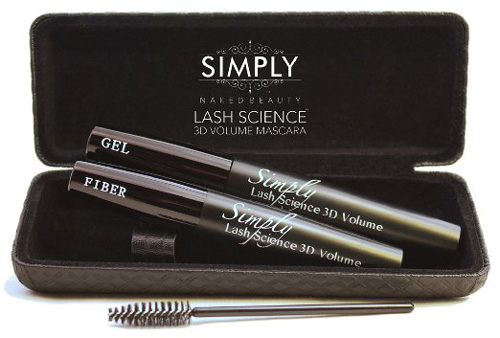 #4. Waterproof Voluminous 3D Fiber Lash Mascara
