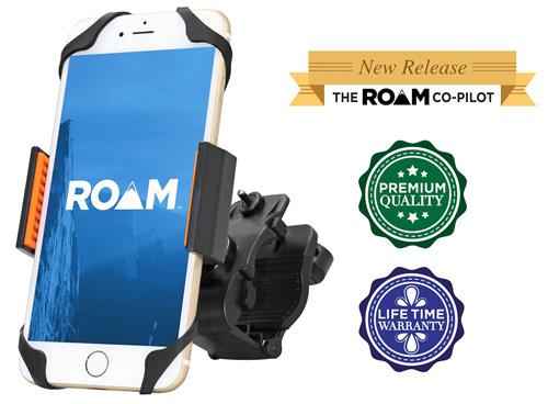 #1. Universal Premium Bike Phone Mount