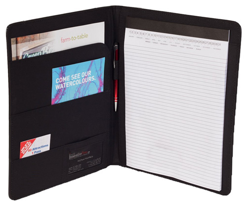 2. Genuine Bonded Leather Business Portfolio