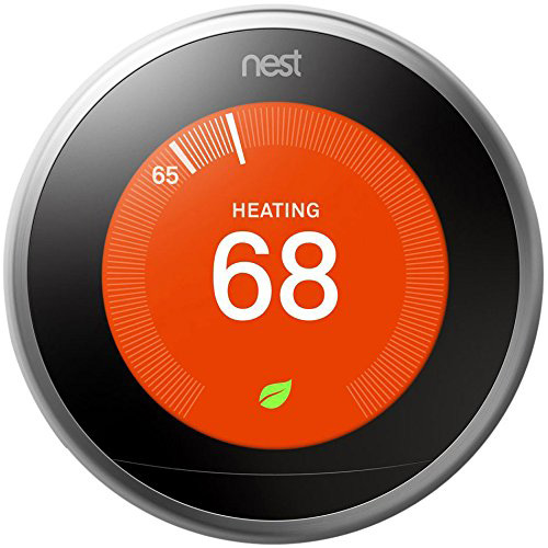 #2. Nest T3008US Learning 3rd Generation Thermostat