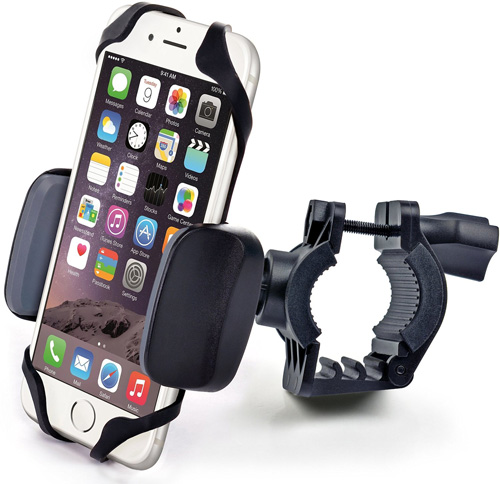 #5. Best Bike & Motorcycle Cell Phone Mount