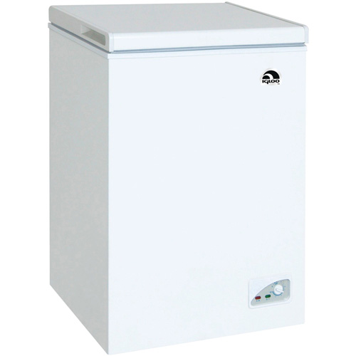 #4. Gloo FRF434 Chest Freezer