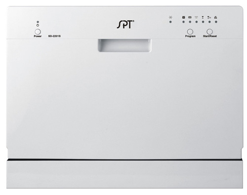 #2. SPT Countertop Dishwasher,