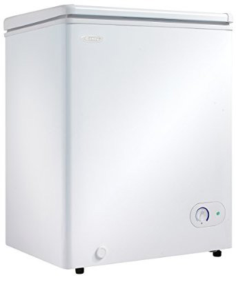 #1. Danby DCF038A1WDB1 Chest Freezer