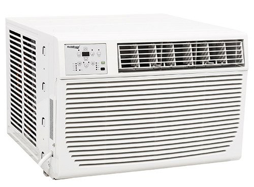 #5. Koldfront 220V Heat/Cool Window Air Conditioner