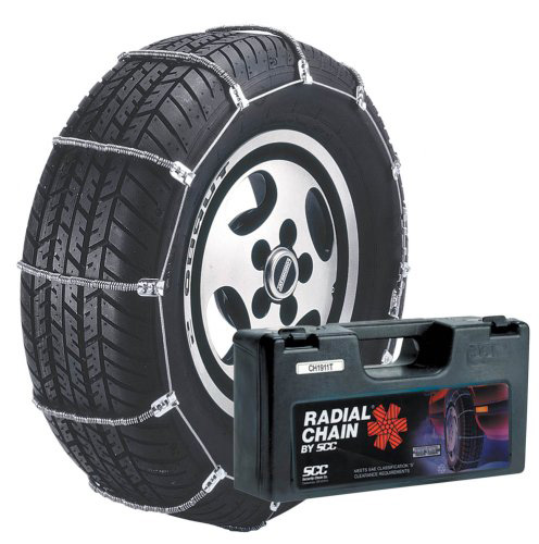 #3. Radial Chain Cable Traction Tire Chain