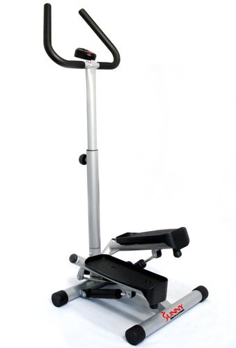 #2. Handle Bar Sunny Twister Stepper