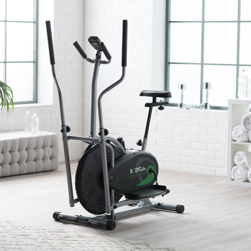 #4. Body Rider BRD2000 Elliptical Trainer