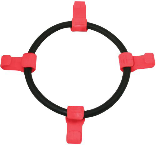 #1. Quik Grip Small Chain Rubber Tightener