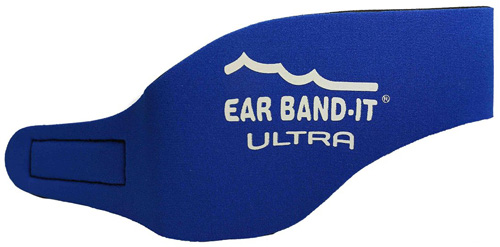 #1. Ear Band-It Ultra Swimmer's Headband