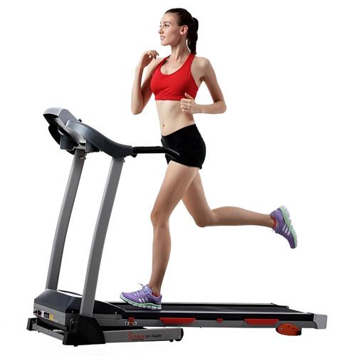 #4. The Sunny Health & Fitness Treadmill