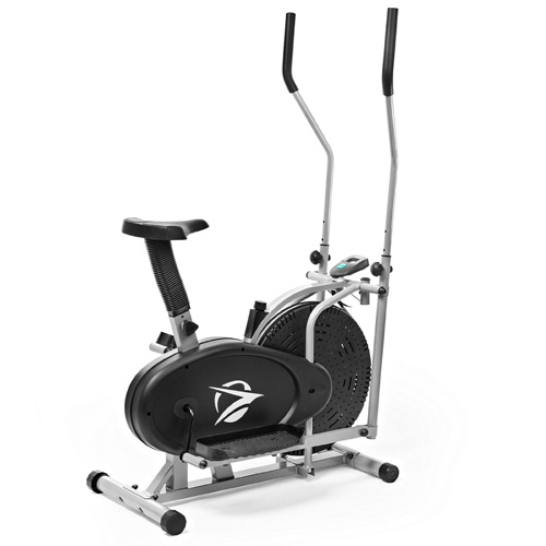 #2. Trainer 2 in 1 Exercise Bike
