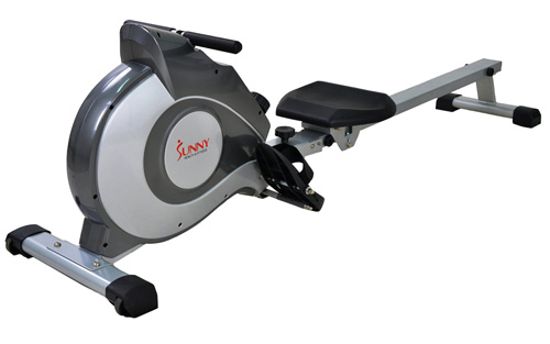 #3. Health & Fitness Magnetic Rowing Machine