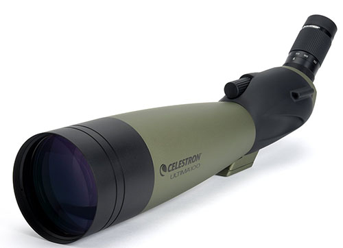 2. Celestron Ultima Zoom Spotting Scope