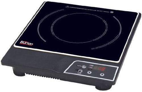 2. Max Burton Portable Induction Cooktop