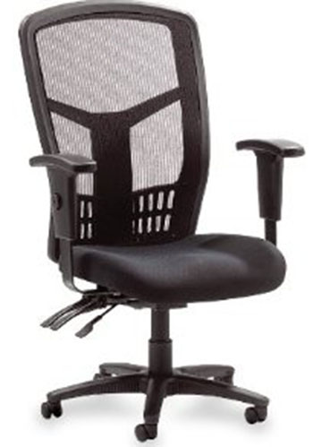 4. Lorell Executive High-Back Chair