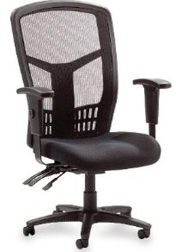 4. Lorell Executive High-Back Chair