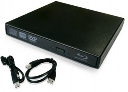 2. Blu-Ray Player External Laptop Burner Drive