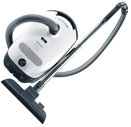 #5. Miele S2121 Olympus Canister Vacuum Cleaner