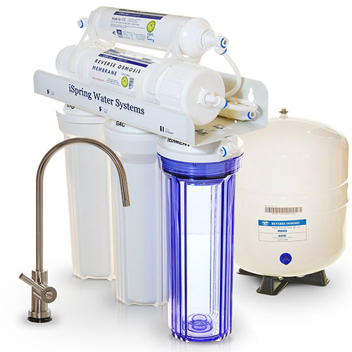 2. Gold Seal Certified 5-Stage Reverse Osmosis