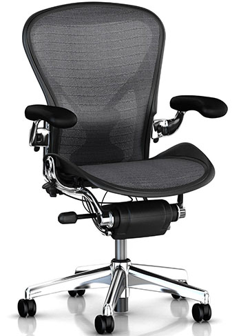 #2.Herman Miller Executive Aeron Task Chair