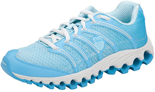4. K-Swiss Women's Run 100 Athletic Shoe