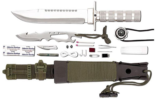 4. Maxam SKJSK Survival Knife