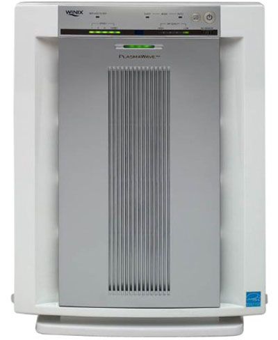 #4. Winix WAC5500 True HEPA Air Cleaner ( PlasmaWave Technology)