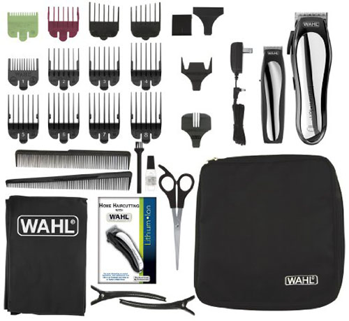 #3.Wahl Lithium Ion Clipper