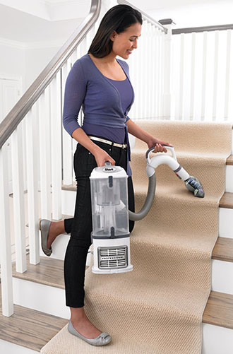 #2. Shark Navigator Lift-Away Professional Vacuum Cleaner